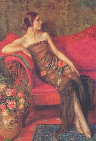 Rosa granadina